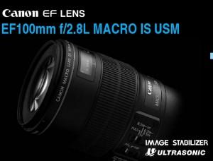 Canon EF 100mm f/2.8L MACRO IS USM - инструкция по эксплуатации