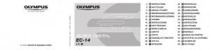 Olympus Zuiko Digital EC-14 - инструкция по эксплуатации