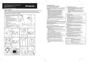 Polaroid BP-D60 для Nikon D40, D40X, D60, D5000, D3000 - руководство пользователя