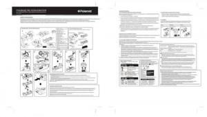 Polaroid MB-D10 для Nikon D300, D300S, D700 - руководство пользователя